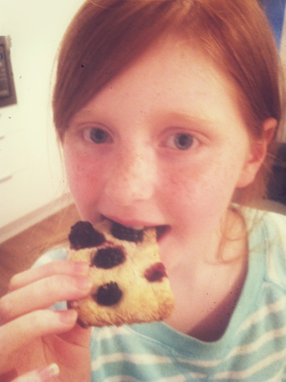 blackberry biscuit
